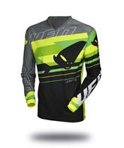 Maillot UFO Joints gris/vert