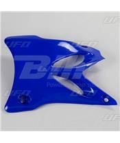 Plásticos laterales de radiador UFO Yamaha azul YA03855-089
