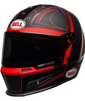 BELL Eliminator Hart Luck Helmet Matte/Gloss Black/Red/White